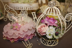 Ballerina&Tea Pot